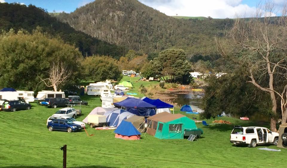 Camping Flats