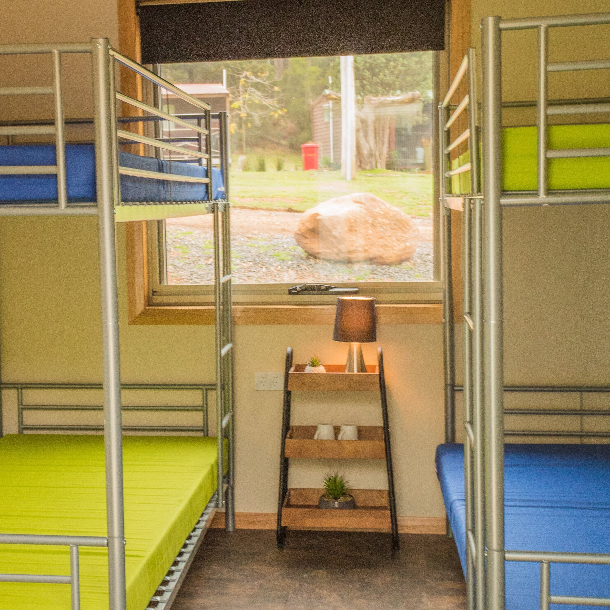 Bunk Rooms -