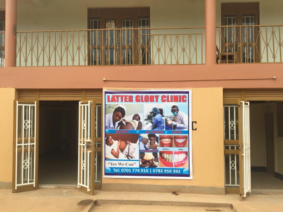 OUR FACILITY - Our wonderful facility of Latter Glory Clinic offers a pharmacy, lab, several examination rooms, a delivery room, and treatment areas for men, women and children.It is a place where families can come and be well taken care of with great joy and love.