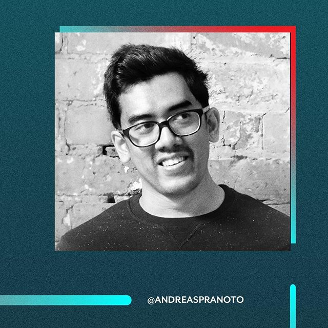 We're so excited to kick off Spektrum Podcast this season with our guest Andreas Pranoto, a well seasoned graphic designer who now serves as a Design Director at TPA. He shares with us his journey working in Frost Sydney, Bentuk Jakarta, Cornwell Melbourne and now TPA Melbourne. Enjoy boys and girls!⠀ ⠀ ⠀ ⠀ .⠀ .⠀ .⠀ .⠀ .⠀ #spektrumpodcast #indomelbourne #indomelbournian #podcast #indonesianpodcast #indonesiandesigner #indonesiancreative #designpodcast #podcastdesign #indonesiaaustralia #ppiavic #ppiamonash #ppiaunimelb #ppiadeakin #ppiarmit #ppia #ppiaswinburne