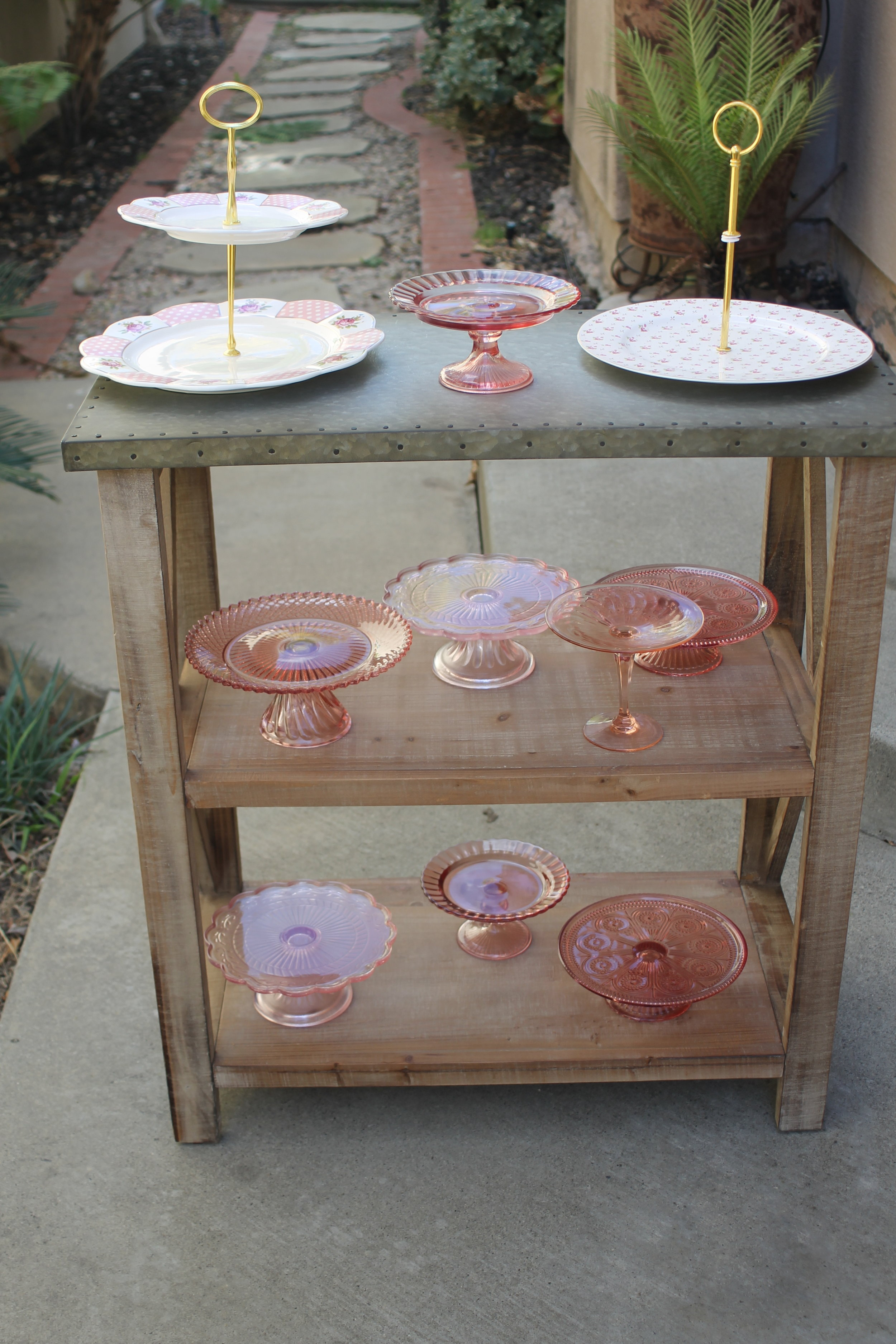 Various Pink Stands - $5.00