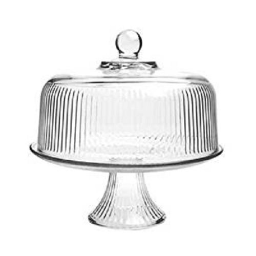 crystal, cake stand, punch bowl, baking