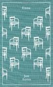 Emma, Penguin edition, chairs, jane austen