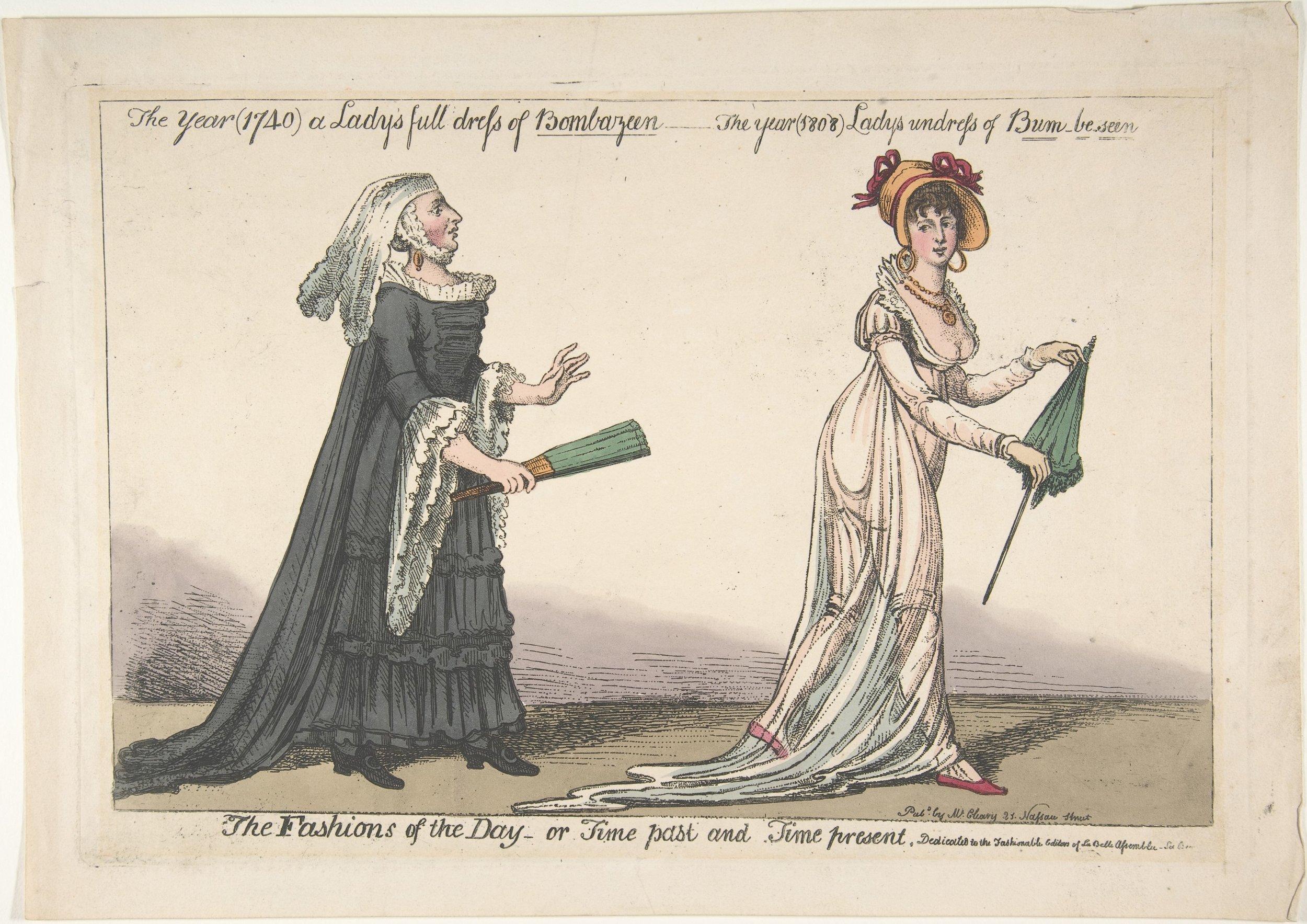 fashion, angry lady, regency lady, clothing