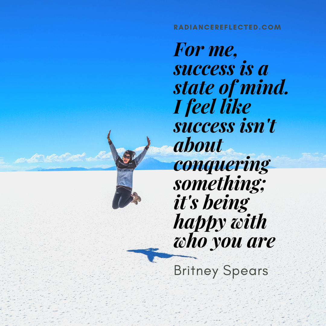 Britney Spears, Success quote