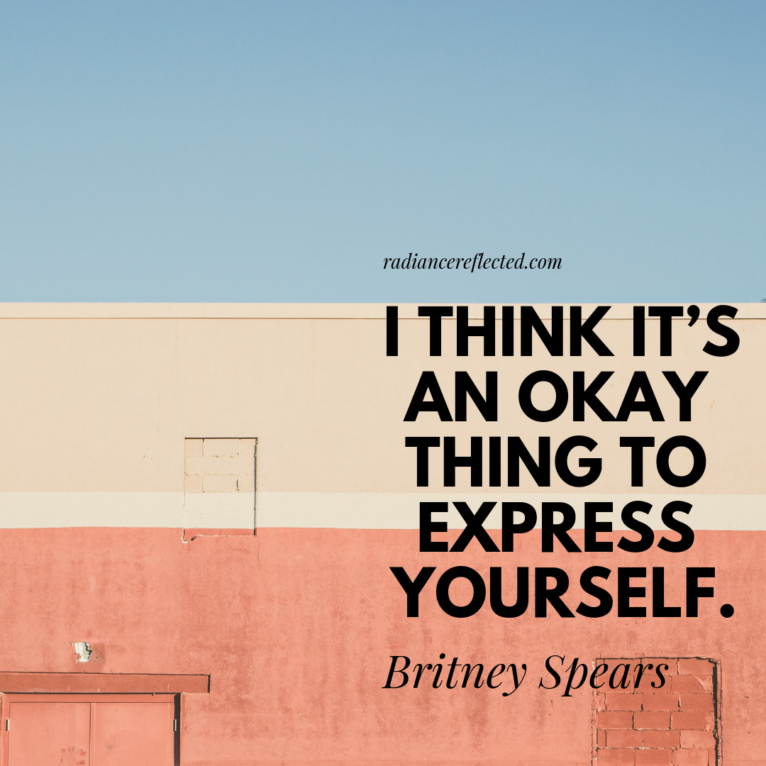 Britney Spears, quote