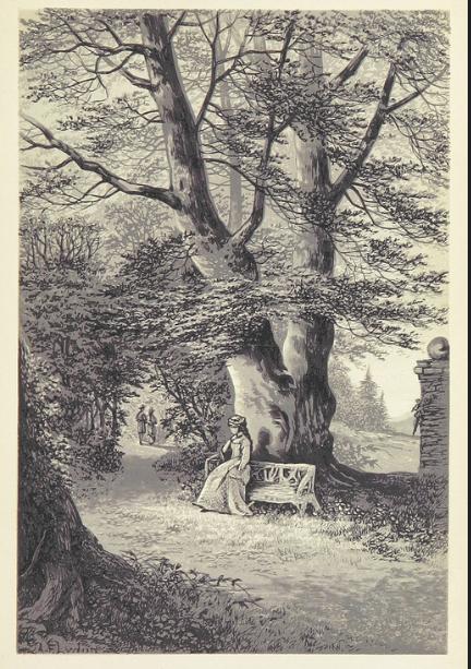 Fanny Price, Sotherton, Mansfield Park, Jane Austen