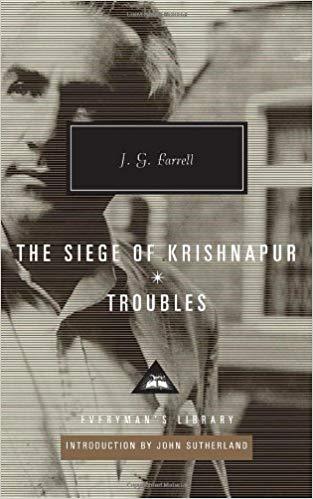 Siege of Krishnapur, Empire Trilogy, JG Farrell