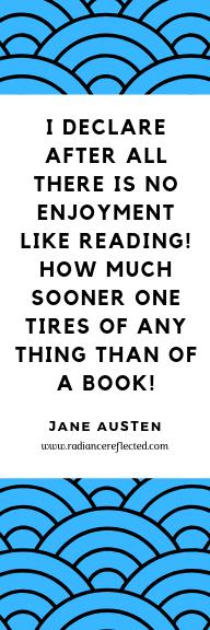 Bookmark, Jane Austen