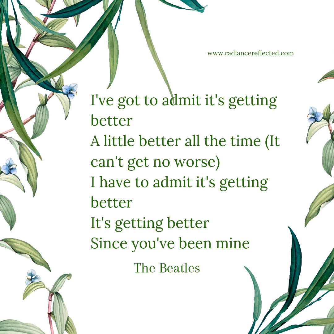 It's Getting Better, Beatles