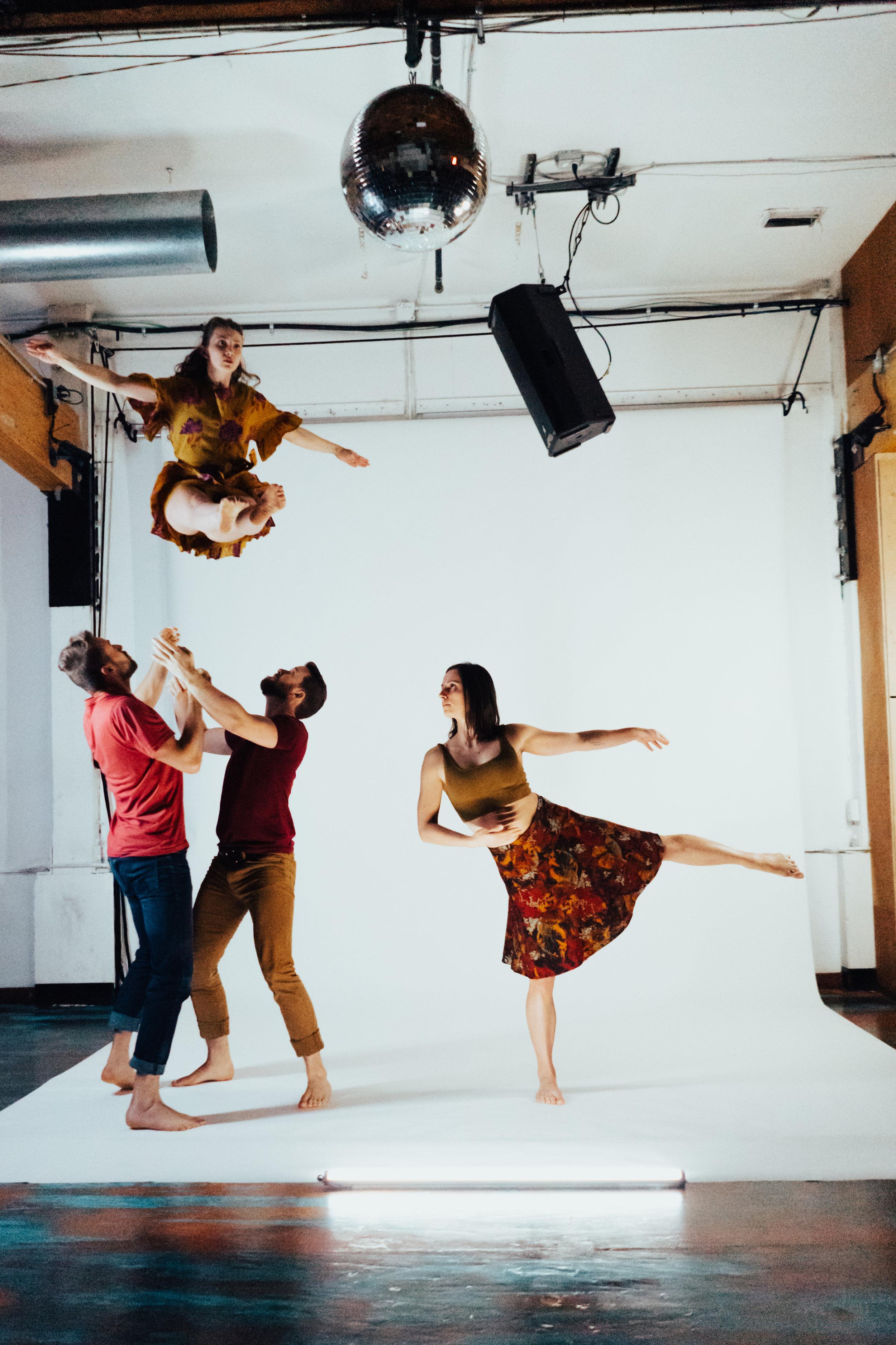 The human condition   Carissa Joy, Megan Pratt, Mark Olsthoorn  & Daniel Latuszek