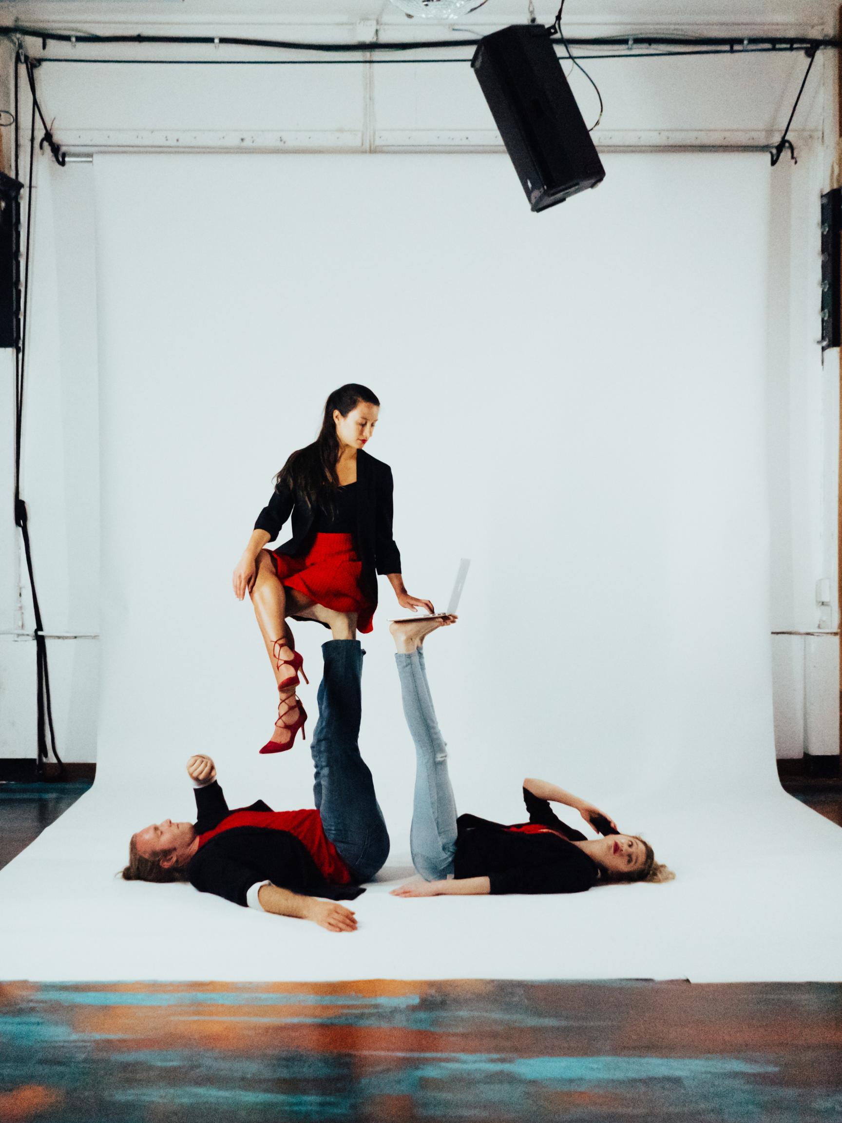A journey in time   Danielle Davies, Rachel Dunn & Phillippe Bourbeau