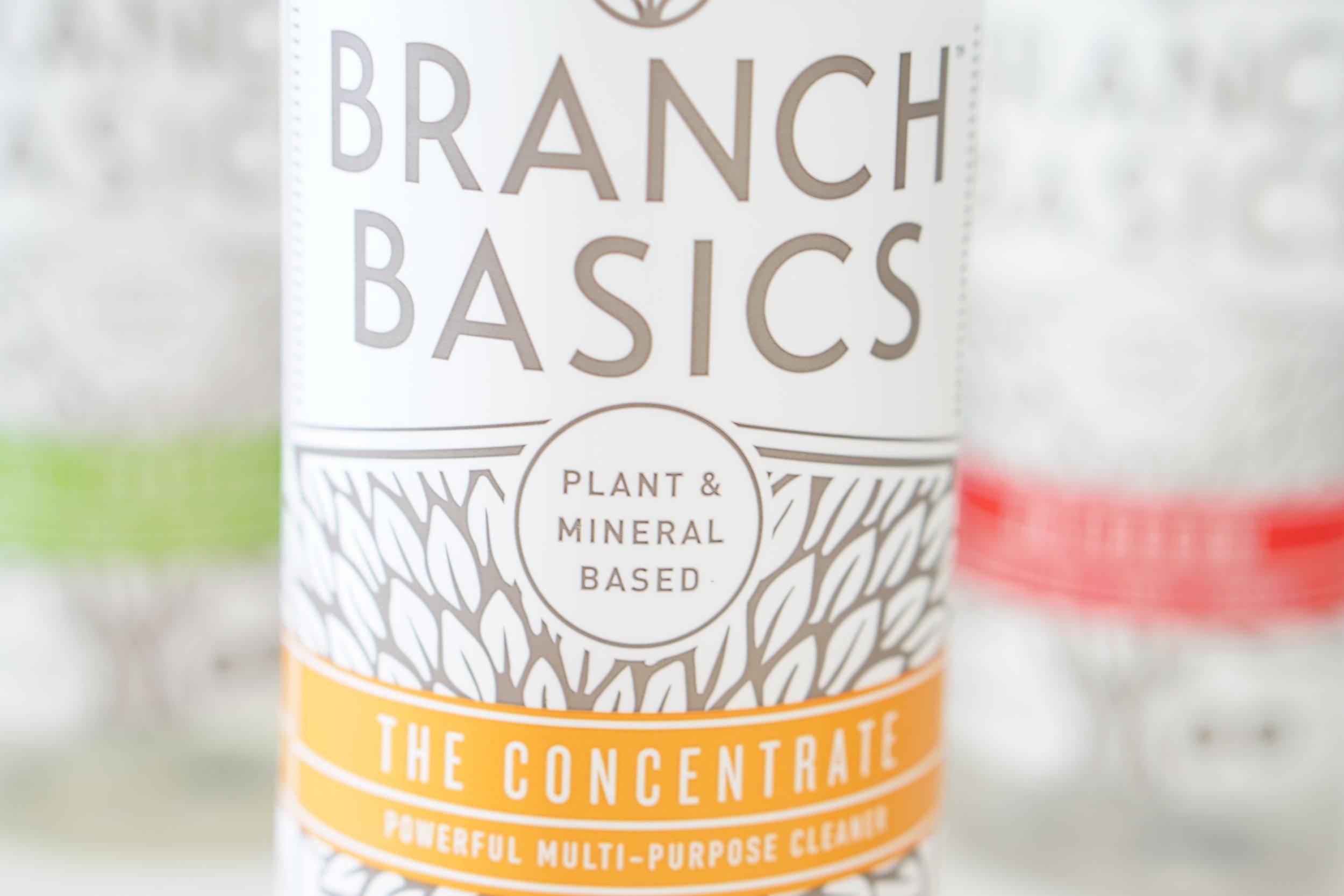 BranchBasics Close-Up