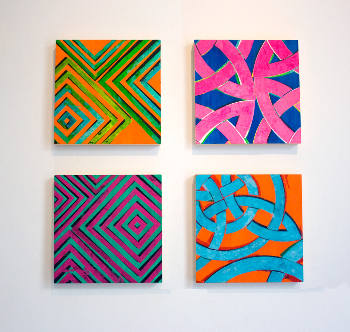 7 Types Of Terrain  |  Galerie du Jardin des Biehn, Morocco  |  2012