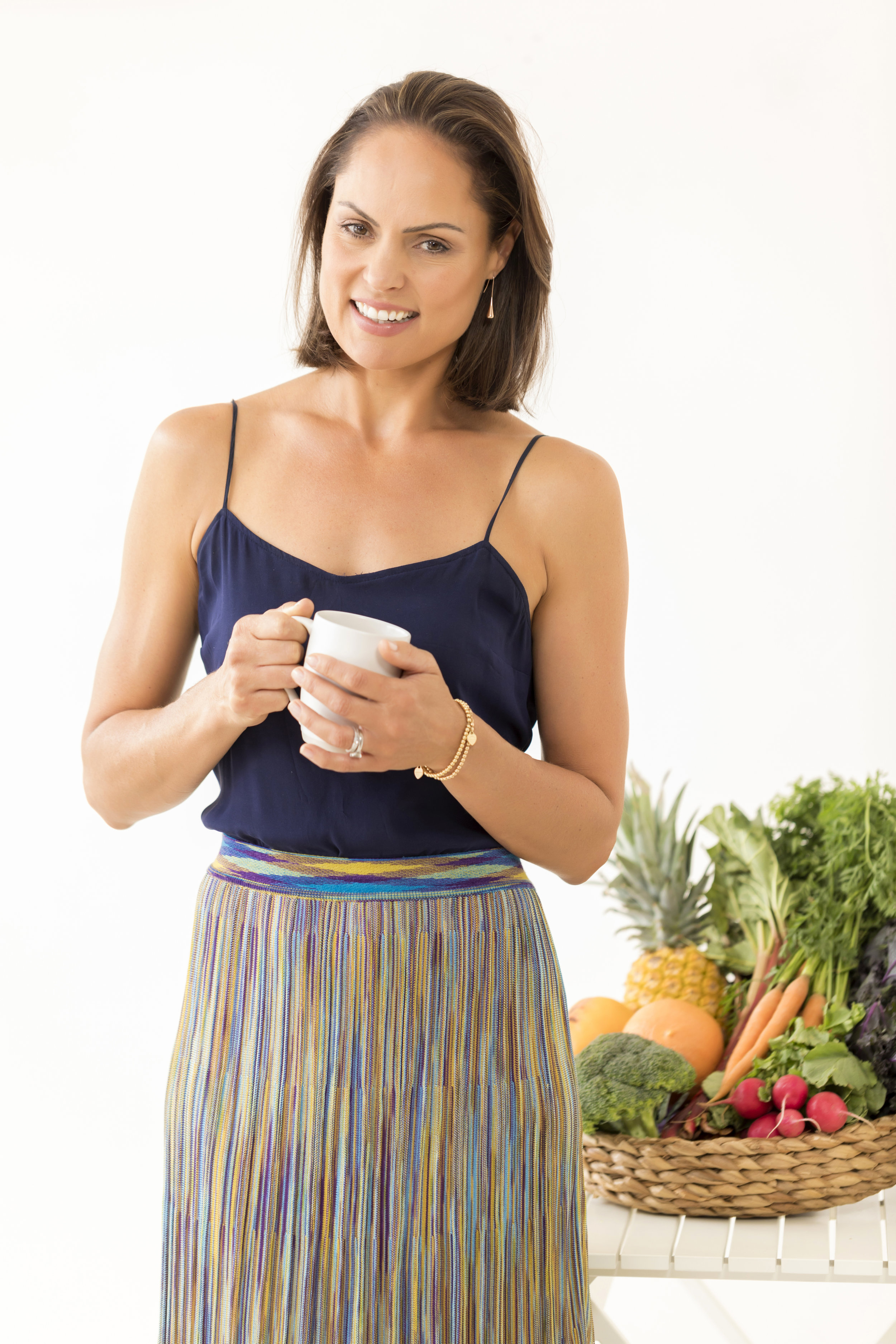 """Zoe Bingley-Pullin - Mum of one, Zoe is a nutritionist, chef and founder of Nutritional Edge, a nutritional consultancy business. Zoe is also a presenter on Channel 7's The House of Wellness and films regular segments for them as well as appearing on their radio show of a Sunday morning. Her 8-week Falling in Love with Food program is yet another string to this busy mum's bow, as she guides people in how to fall in love with food and regain their confidence in the kitchen.""""I am grateful on a daily basis to be doing a job I love and feel passionate about,"""" says Zoe. """"It's important for me to teach my daughter that it is possible to achieve what you want in life as long as you work hard, have confidence in yourself and understand the importance of perseverance.""""A great outlook to have, it can prove incredibly difficult to please everyone when you're a mum, and not just your immediate family but society at large. Women often feel the 'damned if you do/damned if you don't' sentiment as they endeavour to satisfy their maternal desires together with providing for their family. """"It's hard to find the perfect balance,"""" says Zoe. """"However, I feel comforted knowing that my daughter has come ahead of every career decision I have made.""""Mothers who work should not be judged negatively, and yet whether we do return to work or whether we choose to stay at home, that judgement rolls in anyway. I know plenty of women who admitted to feeling more comfortable in their professional role than that of mother and others who had no choice but to return to work due to financial reasons; it's the way of the world. """"Like any mother, I could prefer to be with (my daughter) than at work but I know that when I am working she is in a happy and safe environment and I couldn't ask for more,"""" says Zoe. """"I also remind myself that by working, I can give my daughter more opportunities and because working in a job I love, brings me happiness, it helps me be my best self for my family.""""Undoubtedly the gu"""