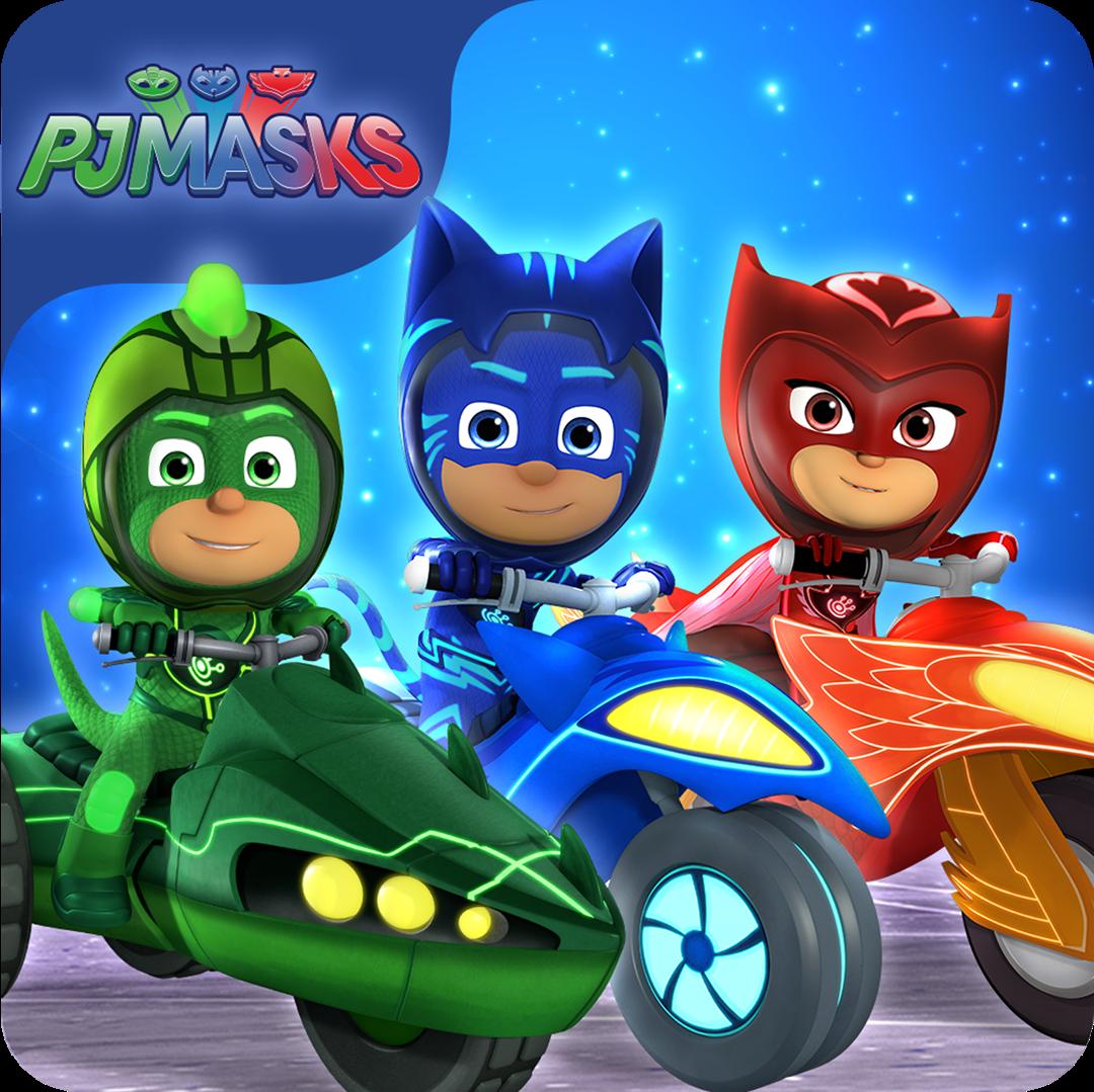 PJ Masks App icon