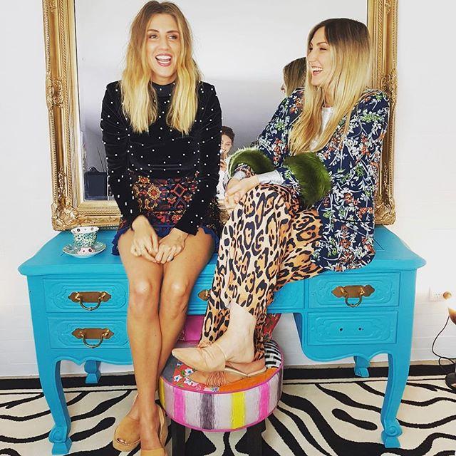 Gemma (left) and Jenny (right)