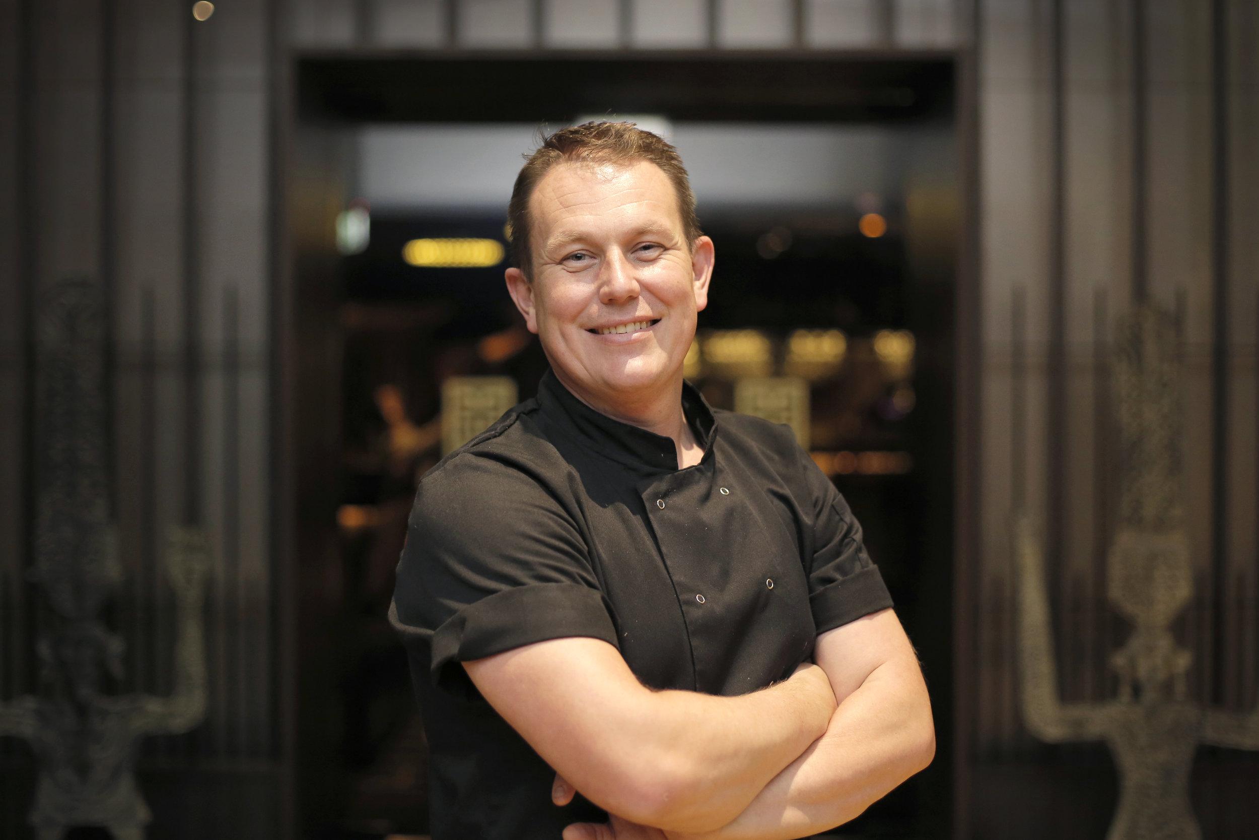 Peter Sheppard chef