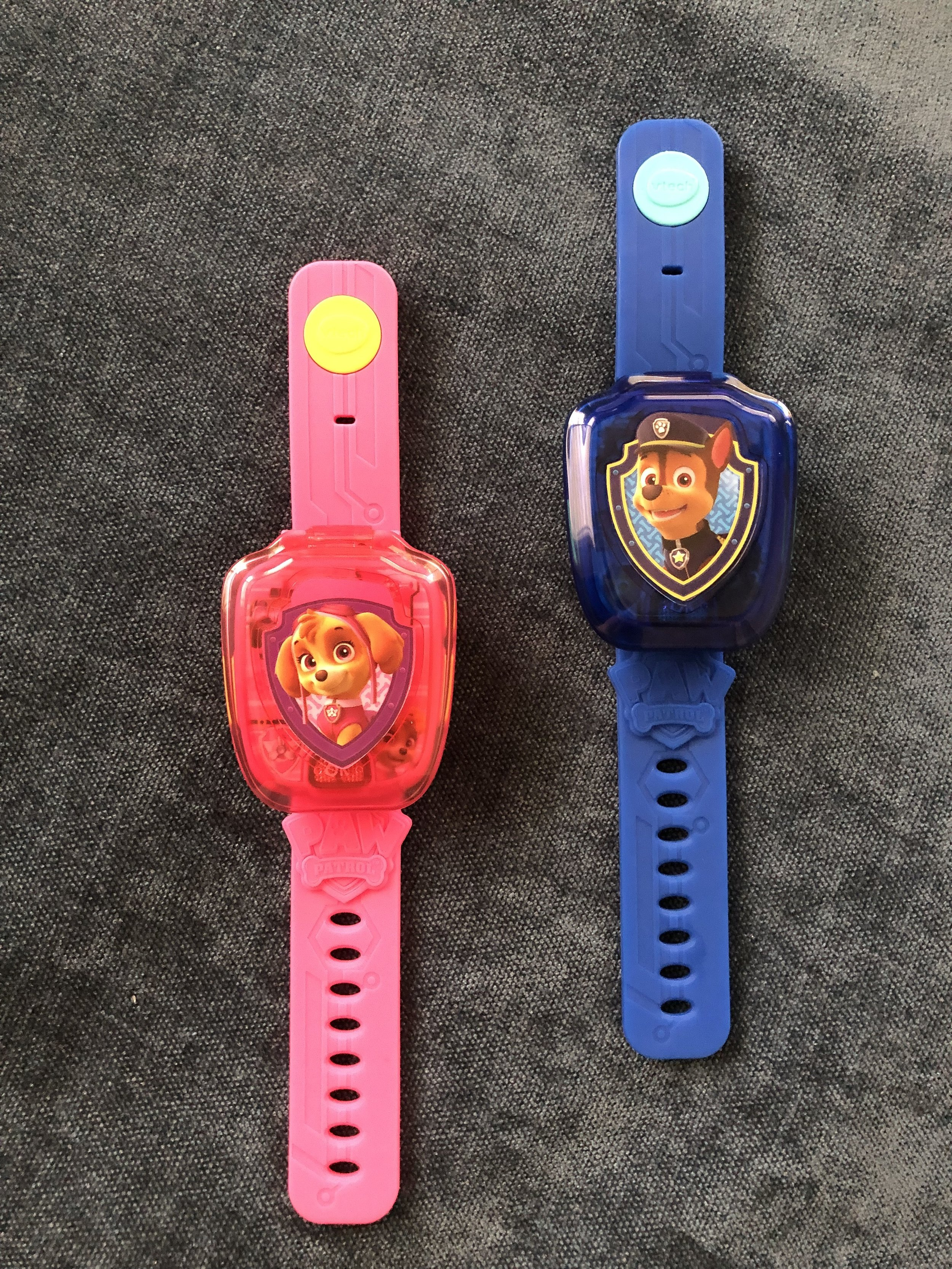 Paw Patrol Learning Watches