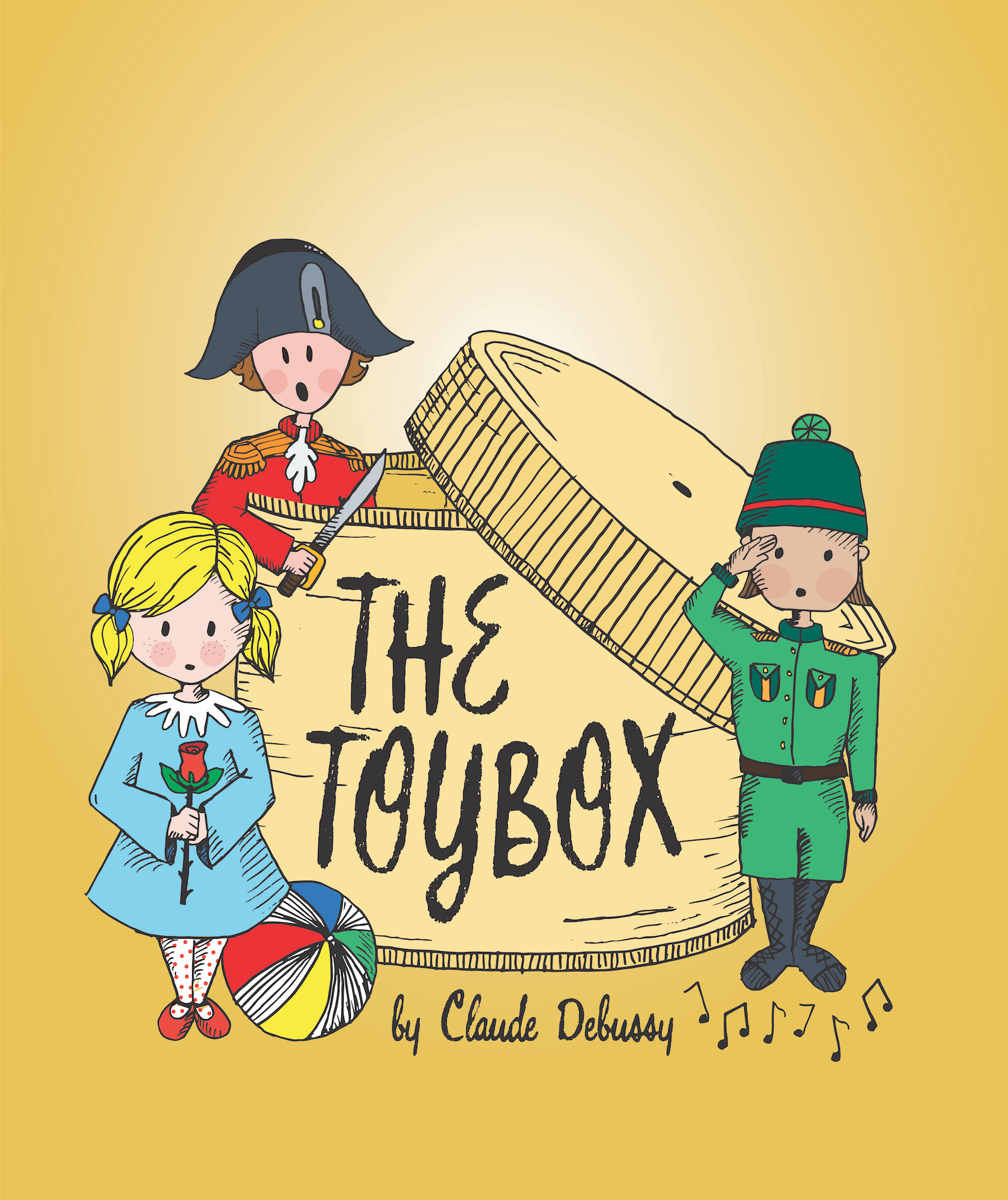 The Toybox - Young audiences are taken on a musical journey this July school holiday to discover the magical secrets of The Toybox through Debussy's enigmatic music and storytelling. Wait and see what happens when night falls… kids will never tire of tales where toys come to life!When: 10.30am and 12pm 9th July 2019 and 10.30am 10th July 2019Tickets: Adult $25, Concession $19. Available https://riversideparramatta.com.au/show/the-toybox/ or from the Box Office (02) 8839 3399. Discounts available for Riverside Theatres' Members. Transaction fees: phone $4.60, web $3.60 and counter $2.60.Where: Riverside Theatres - corner of Church and Market Sts, Parramatta