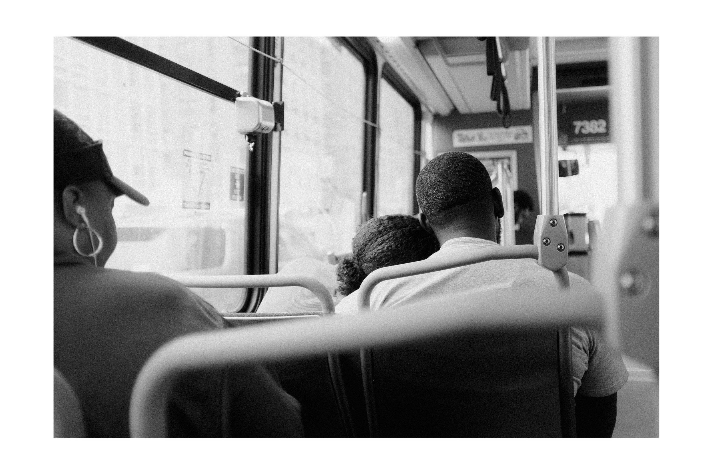 Public transit , Philadelphia, 2019