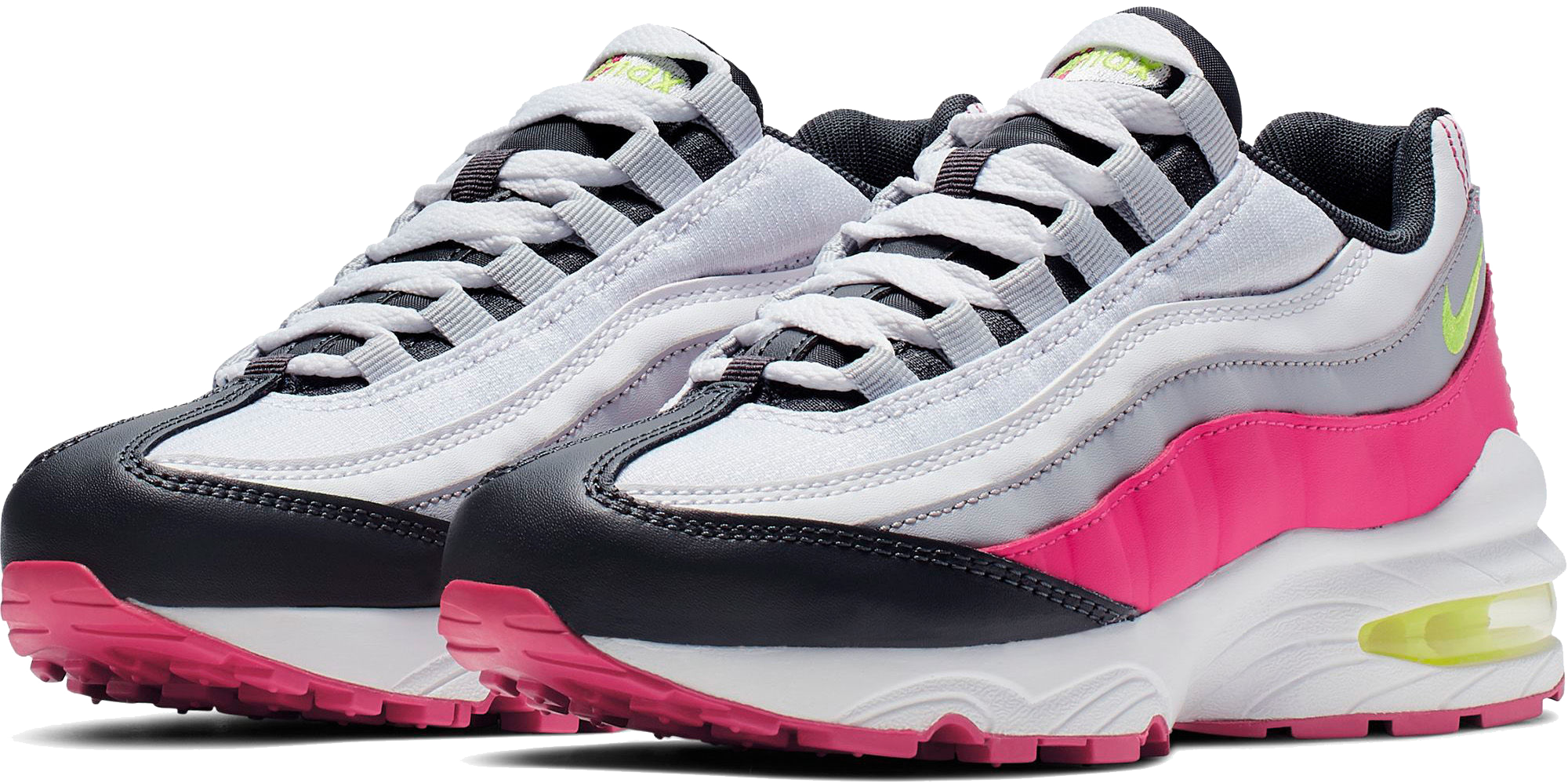 best shoes new concept buy good Air Max 95 -GS- 'Rush Pink'