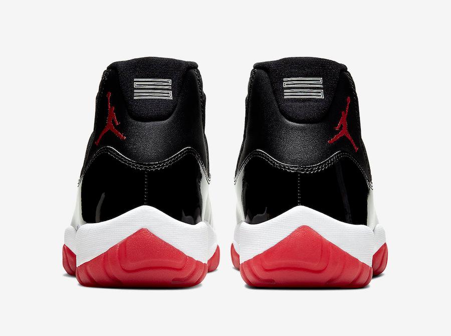 Air Jordan 11 Retro -Men- 'Bred'
