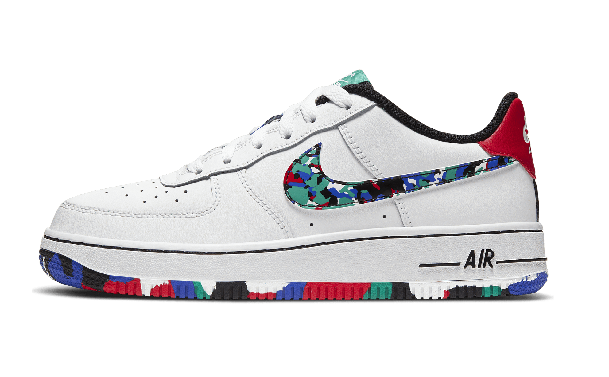 Nike Air Force 1 -PS- 'Melted Crayon'