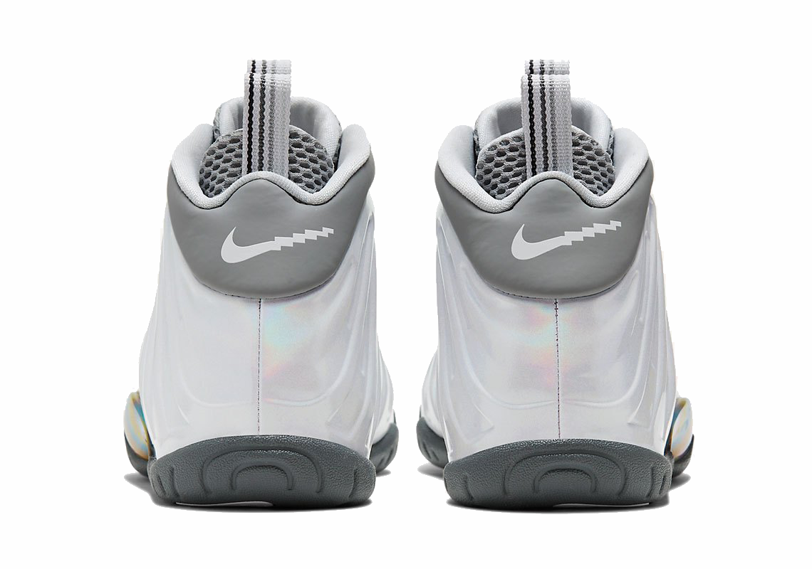 Nike Air Foamposite One Pearlized Pink Official Images ...