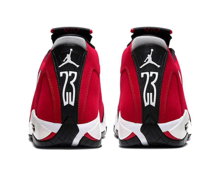 Air Jordan 14 Retro -TD- 'Gym Red Toro'
