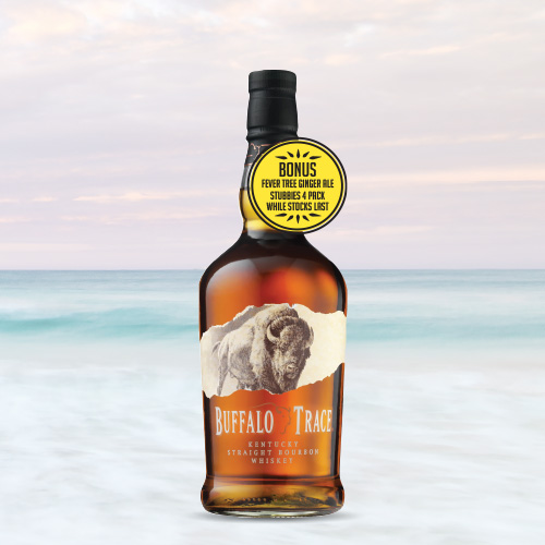 Buffalo Trace Bourbon Whiskey $52.99 700ml