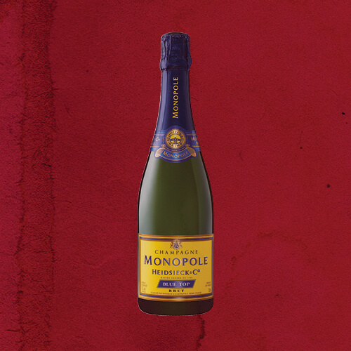 Heidsieck & Co Monopole Blue Top $39.99