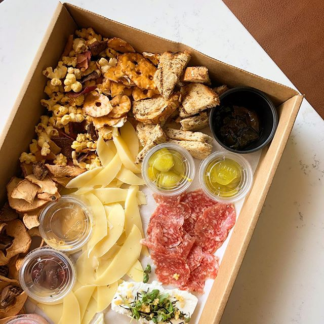 Holiday parties are coming up and we've partnered with @foodora_ca and @lcbo to bring you artisanal charcuterie on-the-go! Truffle salami, water buffalo cheese, world-winning Manchego, yummy preserves, crisps and jams! Check out our website for all the variety of boards, fit for any diet! Link in our bio! . . . . . #cheeseboard #events #caterer #food #wedding #instafood #love #eventplanning #weddings #event #eventplanner #foodporn #cake #baking #dessert #cakes #foodbar #foodlabels #foodbuffet #charcuterie #saycheese #barsigns #smallbiz #foodbarsigns #creativepreneur #etsy #makersgonnamake #instagood #photooftheday #catering