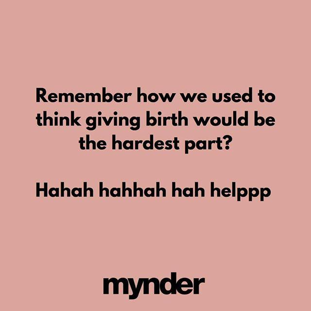 Not THAT funny though is it? 🙂⠀ .⠀ .⠀ .⠀ .⠀ .⠀ #sarcasticmum #mumsofsydney #mumsofmelbourne #discoverunder1k #nannylife #humour #parentsarefunny #mynder #babysittingservice #downloadourapp