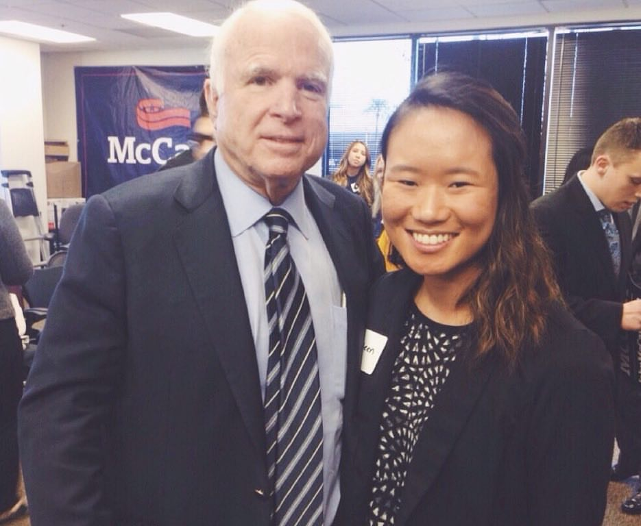mccain relection campaign