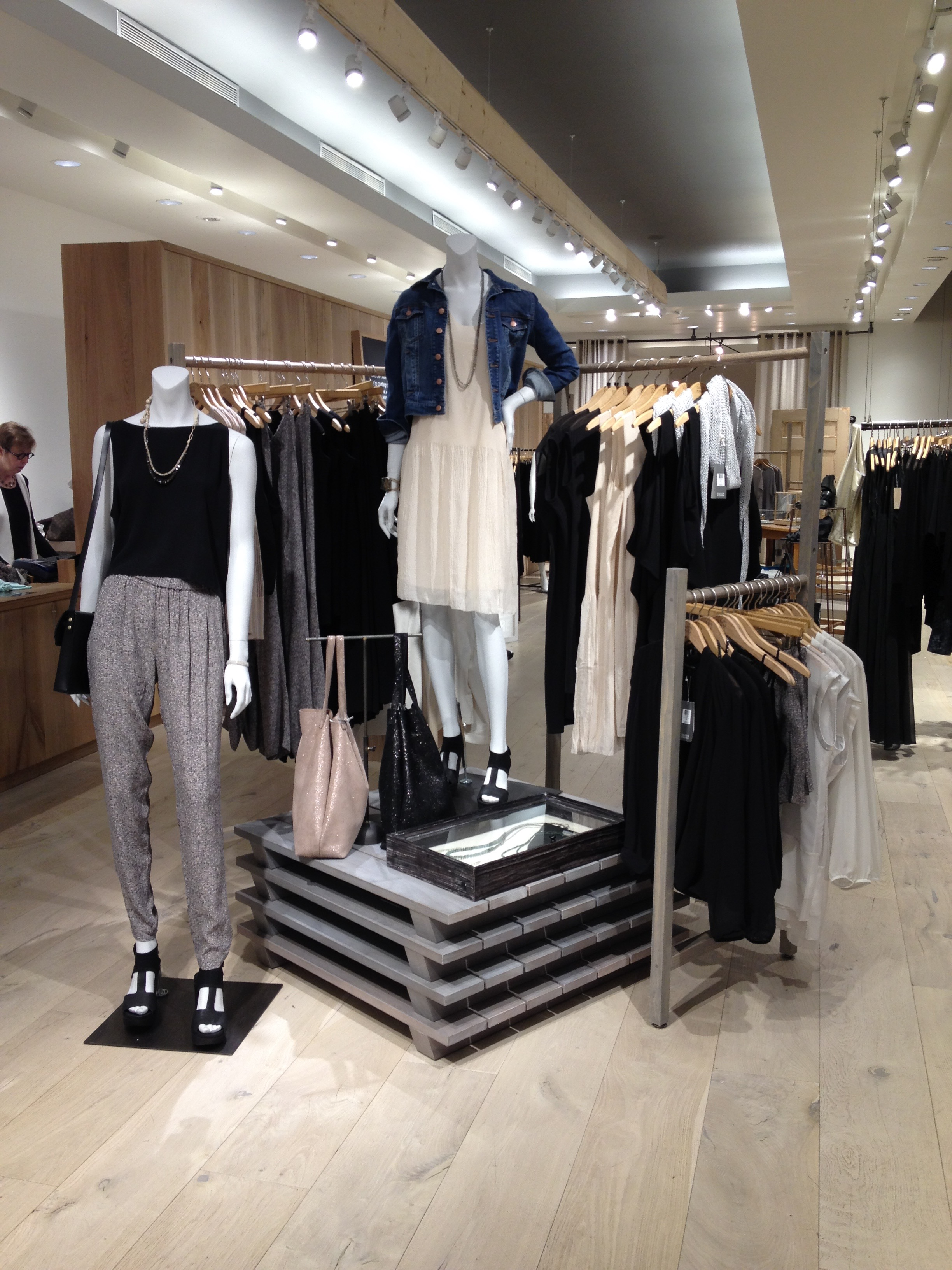 EILEEN FISHER - 5TH AVENUE RECONCEPTING