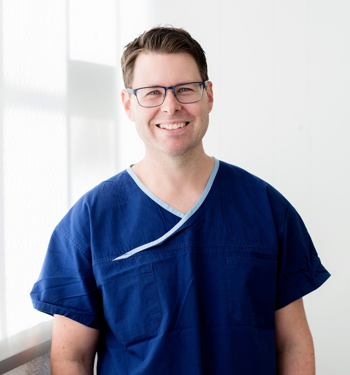 Mr Andrew MacLeod General Surgeon Wangaratta