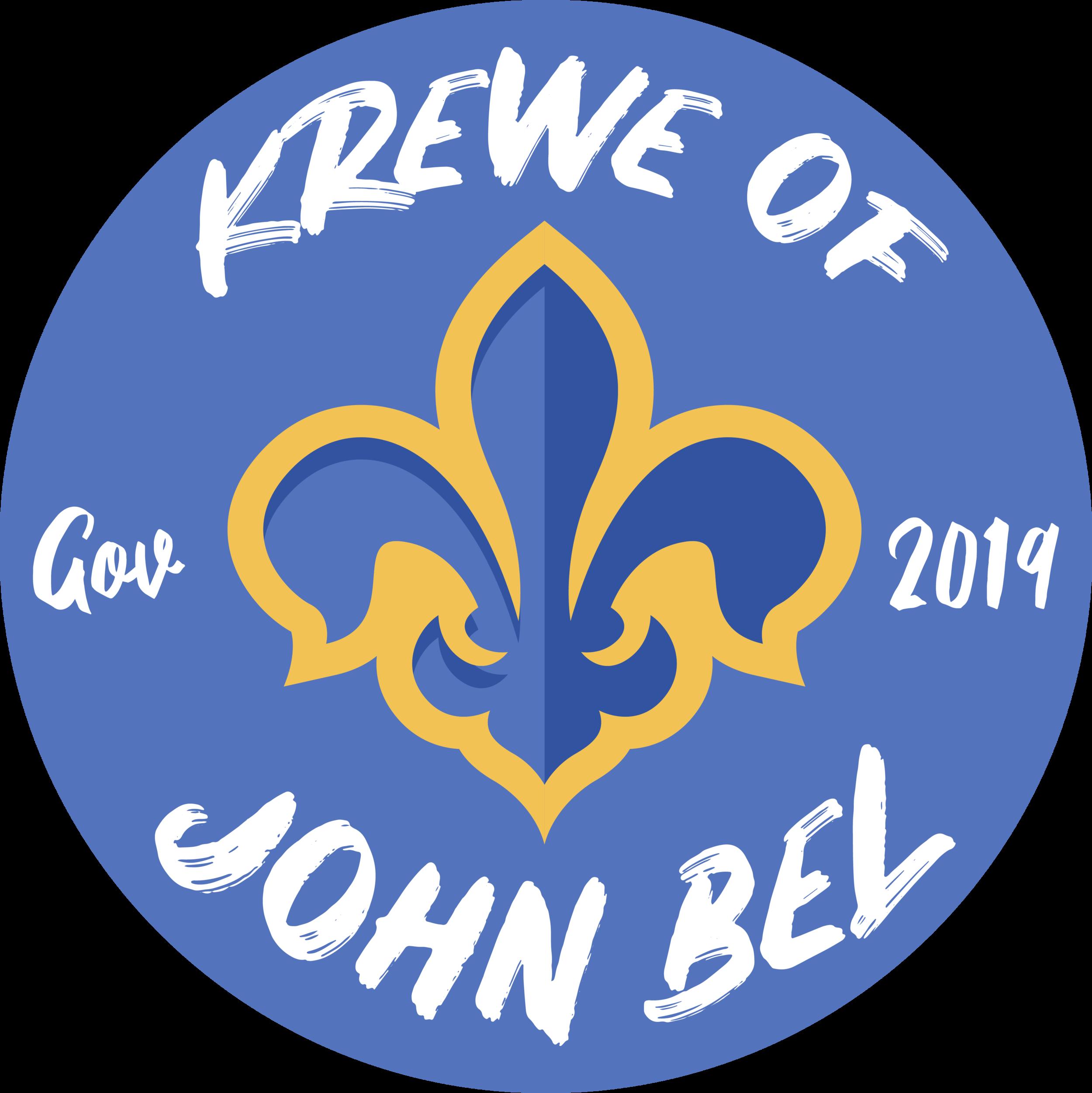 Campaign Logo - John Bel Edwards for Governor 2019