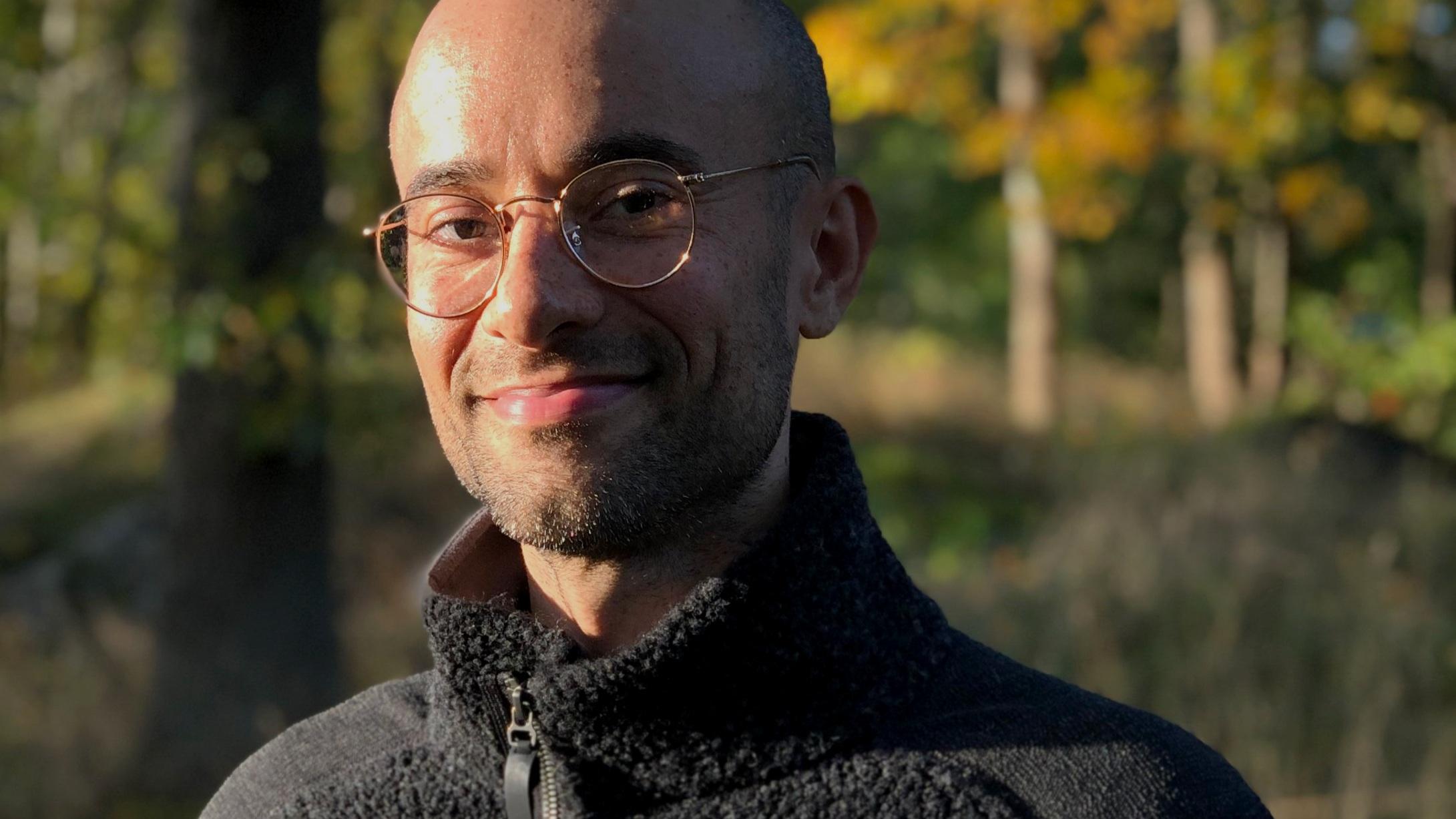 Daniel Ek - Om meditation & relationerlanseras 24 oktober