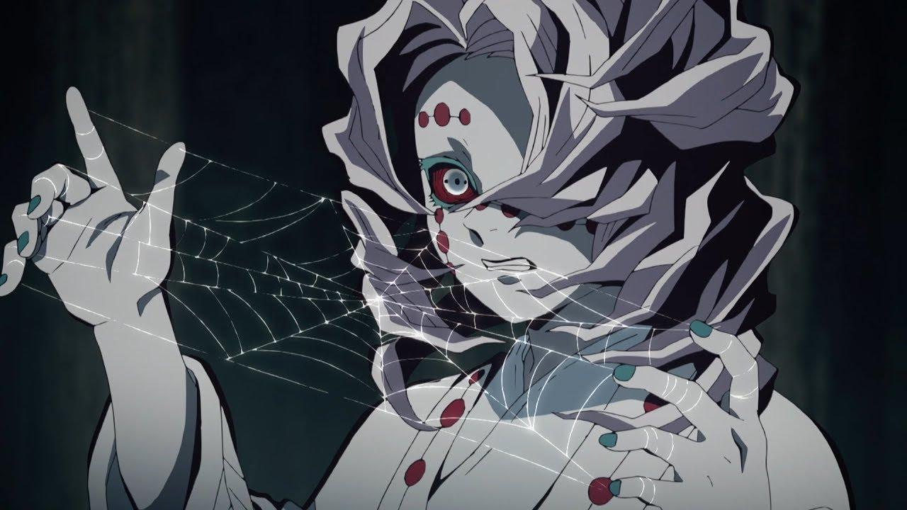 Demon Slayer Episode 19. Hinokami - Breath the Fire of Life.