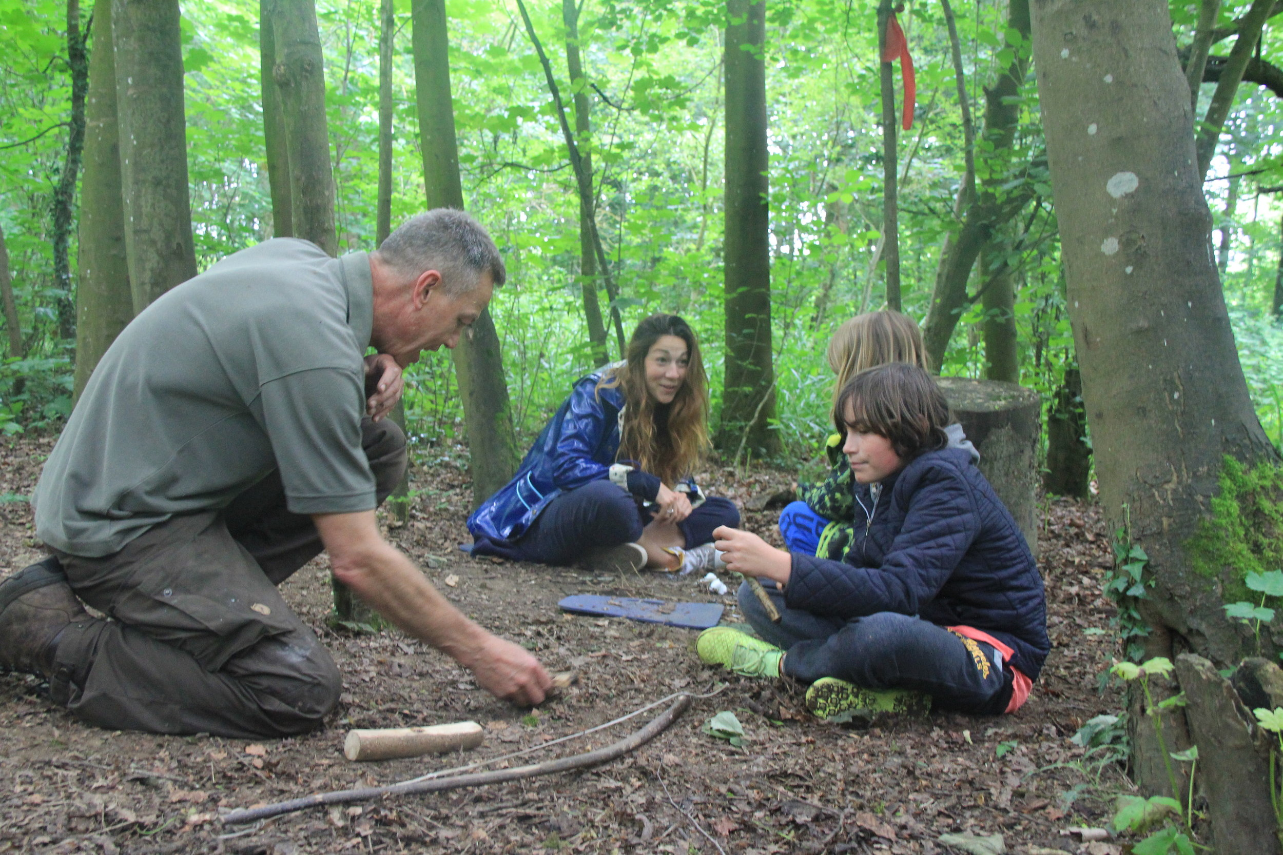Overnight Family Camps -
