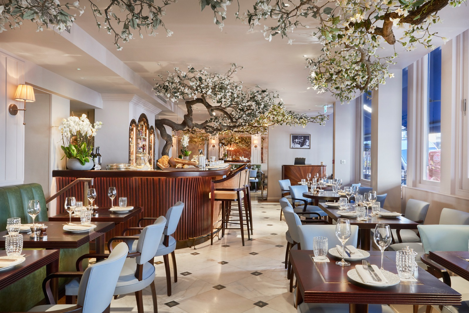A.O.K KITCHEN - A contemporary restaurant with a health focus, A.O.K serves gluten, dairy and refined sugar free dishes inspired by Mediterranean and Californian flavours.Address: 52-55 Dorset Street, London W1U 7NH