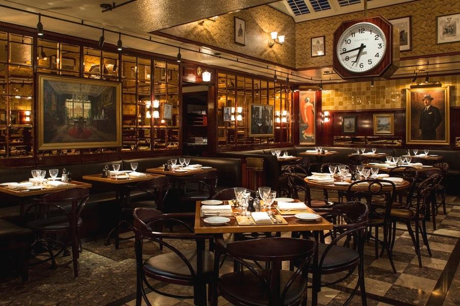 FISCHER'S - A stylish and informal neighbourhood restaurant, from popular restauranteurs Corbin & King, offering a classic all-day Viennese menu.Address: 50 Marylebone High Street, London W1U 5HN