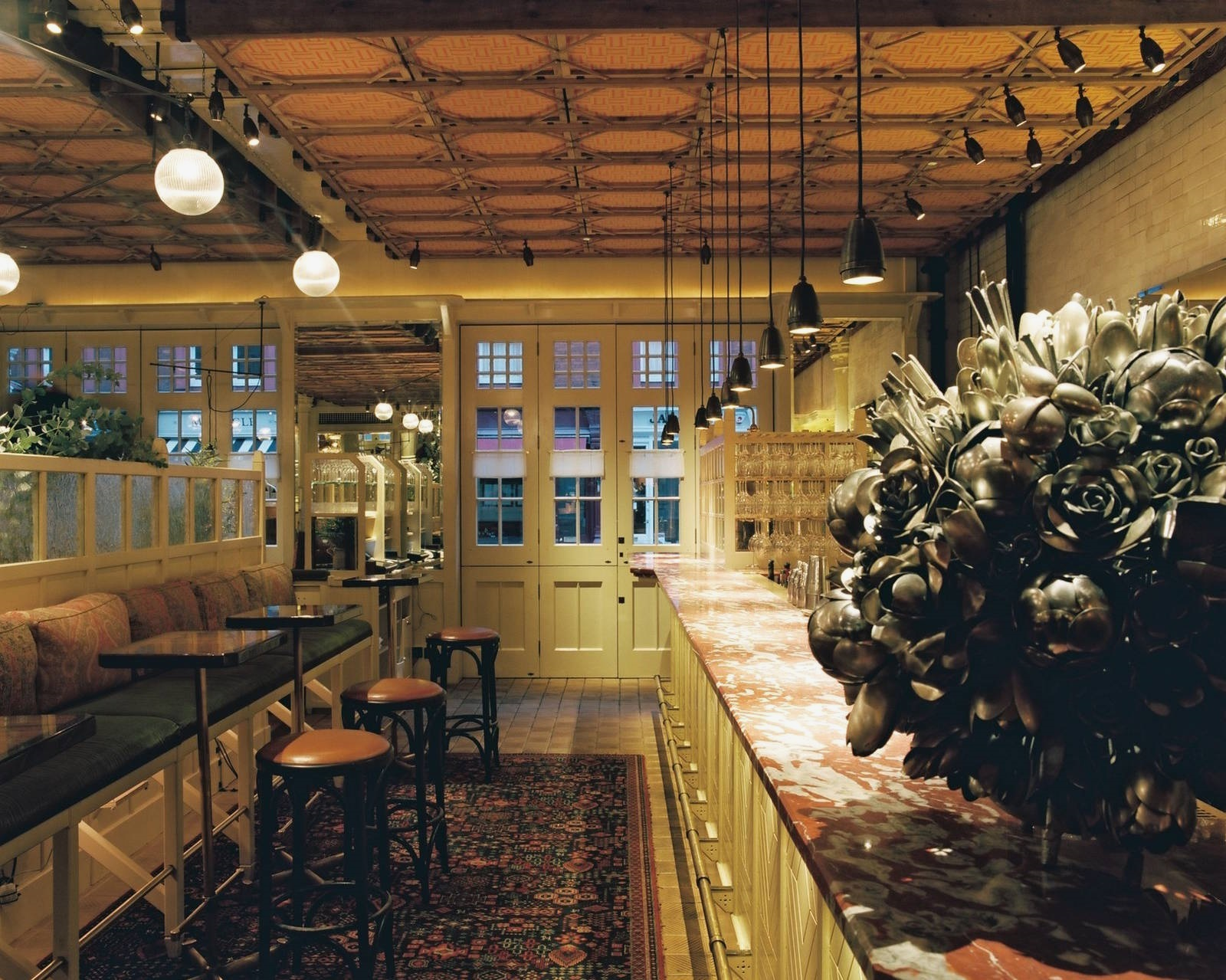 CHILTERN FIREHOUSE - Explore Chiltern Firehouse's menu of reimagined classics and bold new flavours, with an American accent and an emphasis on seasonality and healthy eating.Address: 1 Chiltern Street, Marylebone, London W1U 7PA