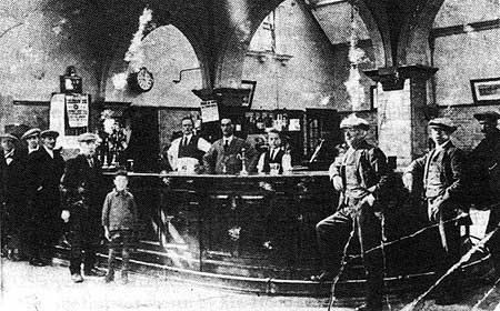 Inside the Dean, 1925