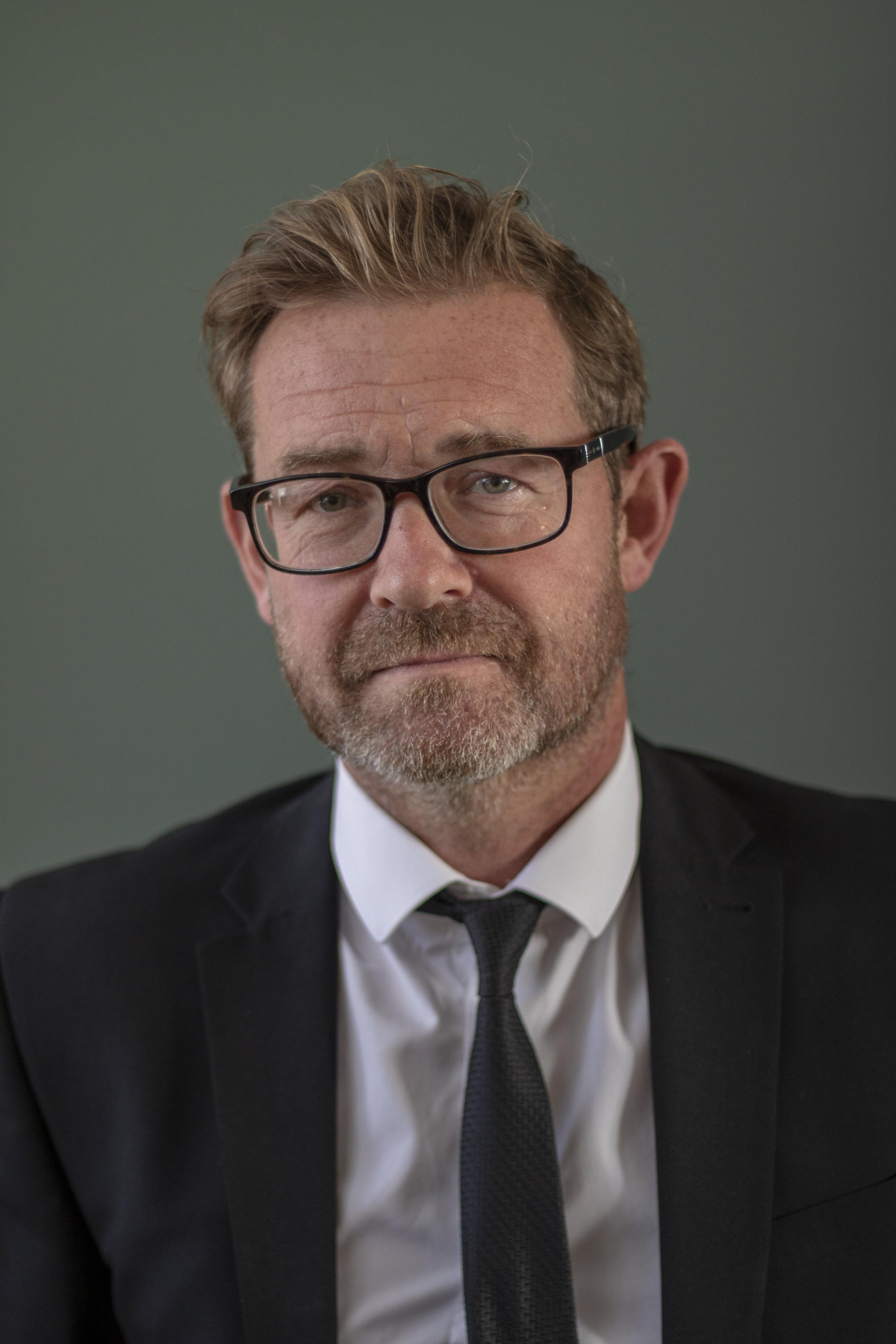 John MacIntyre - Trustee