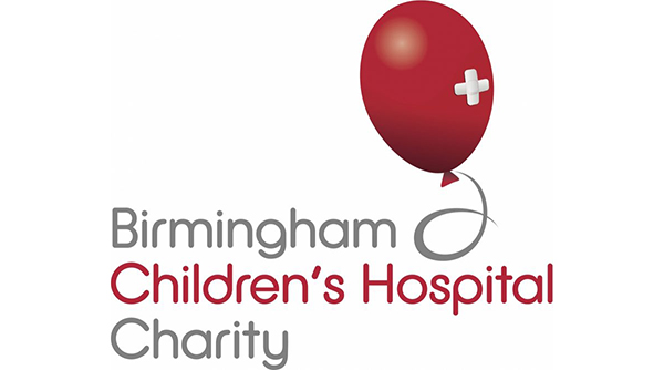 Birmingham Children's Hospital - We have been proud supporters of the Birmingham Children's Hospital Charity since 2000, and regularly donate to make a real difference to children and their families.