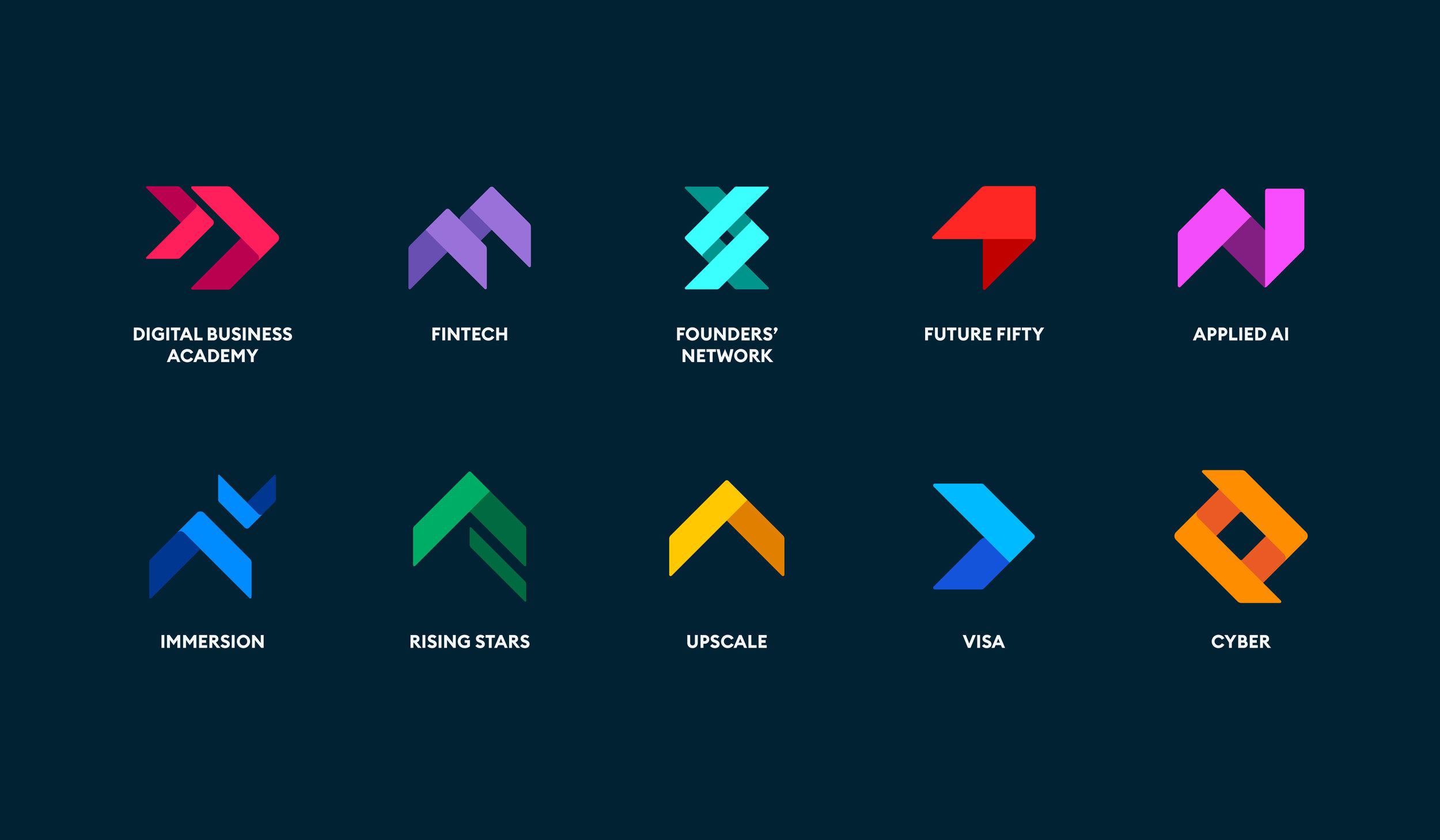 Programme Icons