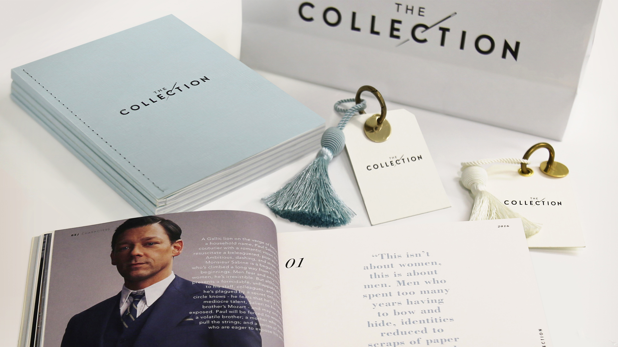 Look Book and Launch Event Assets