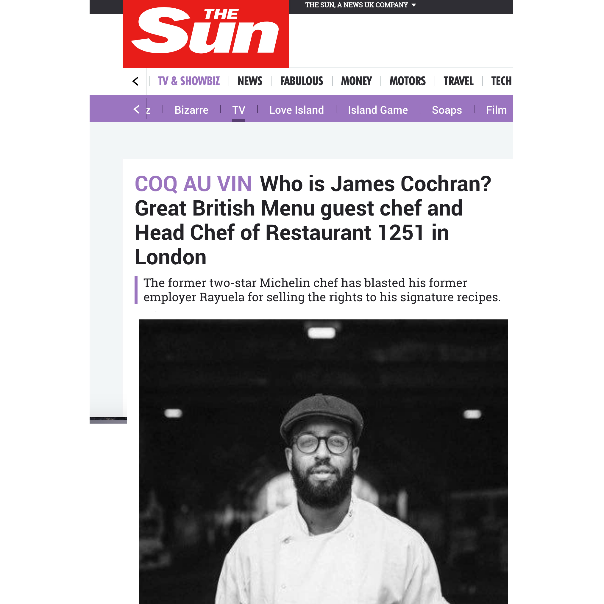 thesun-jamescochran-review.jpg